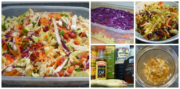 Cabbage Salad Blog